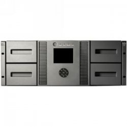 Hewlett Packard (HP) - AH560A - HP StorageWorks MSL4048 LTO Ultrium 920 Tape Library - 1 x Drive/48 x Slot - 19.2TB (Native) / 38.4TB (Compressed) - SCSI, Network