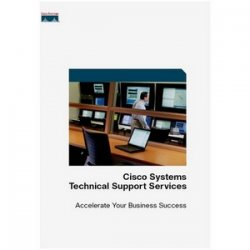 Cisco - CON-SAS-DMPSW24K - Cisco Software Application Support (SAS) - 1 Year - Service - 24 x 7 - Maintenance