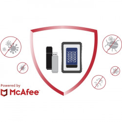 DataLocker - AMSCOP-1 - DataLocker McAfee Anti-Malware for SafeConsole On-Prem - Subscription License - 1 Device - 1 Year - SafeConsole On-Prem with Anti-Malware