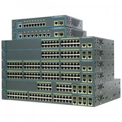 Cisco - WS-C2960-48TT-L-RF - Cisco Catalyst 2960-48TT Managed Ethernet Switch - 48 x 10/100Base-TX, 2 x 10/100/1000Base-T