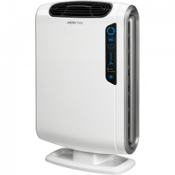 Fellowes - 9320701 - Fellowes AeraMax DX55 Air Purifier - True HEPA, Activated Carbon - 195 Sq. ft. - White