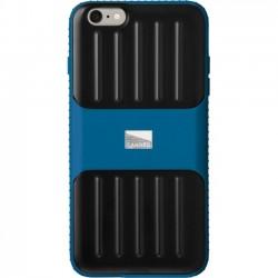 BodyGuardz - 4C120-API60-8B0 - LANDER Powell Case for Apple iPhone 6/6S - iPhone 6S, iPhone 6 - Blue - Textured