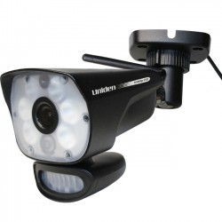Uniden LightCAM HD Security Camera