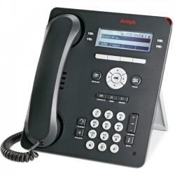 Avaya / Nortel - 700508197 - Avaya 9504 Standard Phone - Charcoal Gray - Corded - 2 x Phone Line - Speakerphone - Backlight
