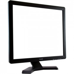 ViewZ - VZ-17RTN - ViewZ VZ-17RTN 17 LED LCD Monitor - 1280 x 1024 - 16.7 Million Colors - 300 Nit - 700:1 - SXGA - Speakers - HDMI - VGA - 20 W - Black - RoHS