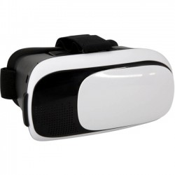 GPX - IVR37W - iLive 3D Virtual Reality Headset - For Smartphone - Optical