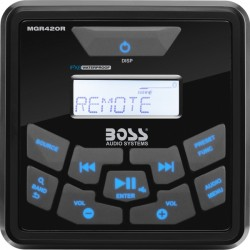 Boss Audio Systems - MGR420R - Boss Audio Bluetooth   Remote Control - For Marine Digital Receiver