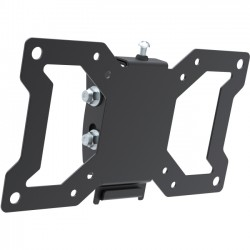 Ergotech - LD1332-T - Ergotech Wall Mount for TV - 32 Screen Support - 44 lb Load Capacity - Black