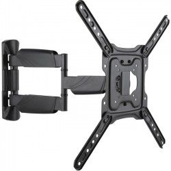 Ergotech - LD2355-A - Ergotech Wall Mount for TV - 55 Screen Support - 77 lb Load Capacity - Black