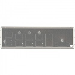 Supermicro - MCP-260-00098-0N - Supermicro IO Shield For 2U+ Chassis - 2U Rack Height
