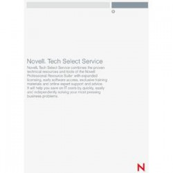 Novell - 873-008780-EDU - Novell Open Workgroup Suite - Upgrade License - 1 User - Academic, Volume - PC