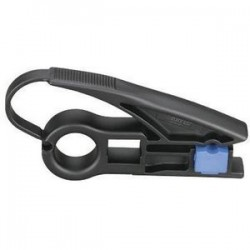 Black Box Network - FT2500A - Black Box Universal Stripping Tool with UTP Cartridge - Cable Stripper