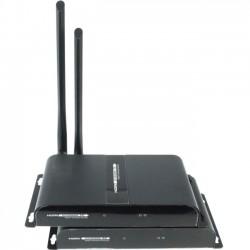 4xem - 4XWLSHDMI200M - 4XEM Wireless 200MHDMI Extender - 1 Input Device - 1 Output Device - 656.17 ft RangeHDMI InHDMI Out - Full HD - 1920 x 1080