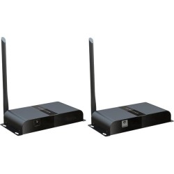 4xem - 4XWLSVGA200M - 4XEM Wireless 200M VGA Extender - 1 Input Device - 1 Output Device - 656.17 ft RangeVGA InVGA Out - Full HD - 1920 x 1080