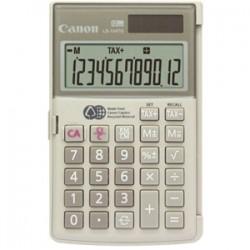 Canon - 1075B004 - Canon LS154TG Handheld Calculator - 12 Digits - LCD - Battery/Solar Powered - 0.4 x 4.8 x 3.1