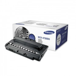 Samsung - SCX-4720D5 - Samsung Black Toner/Drum Cartridge - Laser - 5000 Page - 1 Each