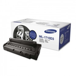 Samsung - ML-1710D3 - Samsung Black Toner - Black - Laser - 3000 Page - 1 Each