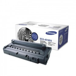 Samsung - SCX-4216D3 - Samsung Black Toner Cartridge - Black - Laser - 3000 Page - 1 Each