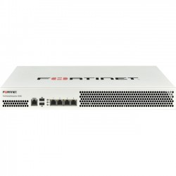 Fortinet - FVE-1000E-BDL-311-36 - Fortinet FortiVoice Enterprise FVE-1000E VoIP Gateway - 4 x RJ-45 - USB - Management Port - Gigabit Ethernet - 1U High - Rack-mountable