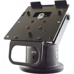 MMF Industries - MMFPSL10W204 - Wheelchair Accessible Payment Terminal Mount (Center Cable Routing Model)