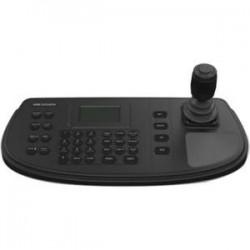 Hikvision - DS-1006KI - Hikvision DS-1006KI Keyboard - Pan, Tilt, Zoom Control LCD USB Port - Serial Port