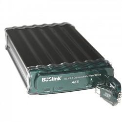 Buslink Media - CSE-12T-SU3 - Buslink CipherShield CSE-12T-SU3 12 TB External Hard Drive - SATA - Portable - eSATA, USB 3.0