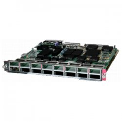 Cisco - WS-X6716-10G-3C - Cisco 16-Port 10 Gigabit Ethernet Interface Module - For Switching Network - 16 x X2 10 - 16 x Expansion Slots