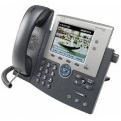 Cisco - CP-7945G-CH1 - Cisco 7945G Unified IP Phone - 10/100Base-TX