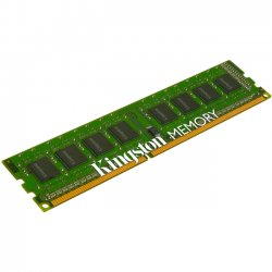Kingston - KTH-PL313S/4G - Kingston 4GB DDR3 SDRAM Memory Module - 4 GB (1 x 4 GB) - DDR3 SDRAM - 1333 MHz DDR3-1333/PC3-10600 - 1.50 V - ECC - Registered - 240-pin - DIMM