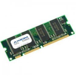 Axiom Memory - AXCS-SDNPE256MB - 256MB DRAM Kit (2x128MB) for Cisco # MEM-SD-NPE-256MB - 256MB (2 x 128MB) - SDRAM DIMM
