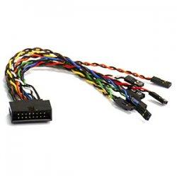 """Supermicro - CBL-0084L - Supermicro Front Control Cable - 6"""""""