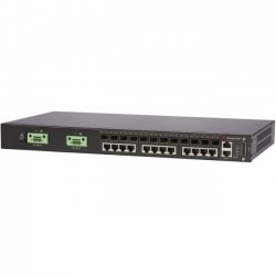 Brocade Communications - BR-6910-EAS-AC - Brocade 6910 Ethernet Switch - 12 x Gigabit Ethernet Expansion Slot - Manageable - 2 Layer Supported