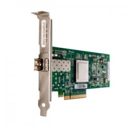 QLogic - QLE2560-CK - QLogic QLE2560 Fibre Channel Host Bus Adapter - 1 x LC - PCI Express - 8Gbps