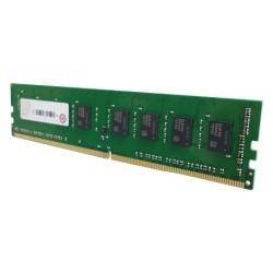 QNAP Systems - RAM-16GDR4A0-UD-2400 - QNAP 16GB DDR4 SDRAM Memory Module - 16 GB - DDR4 SDRAM - 2400 MHz - Unbuffered - 288-pin - DIMM