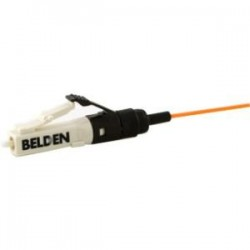 Belden / CDT - AX105200-B25 - Belden FX Brilliance Universal LC for OM1 Connector 25/PK - 25 Pack - 1 x LC Male - Beige