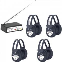 Hamilton Buhl - W4-BT - Hamilton Buhl Audio Distribution Kit