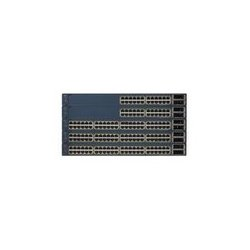 Cisco - WS-C3560E-24TD-SD - Cisco Catalyst 3560E-24TD Multilayer Managed Ethernet Switch - 2 x X2 - 24 x 10/100/1000Base-T