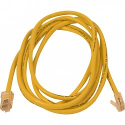 Belkin / Linksys - A3L791-14-YLW - Belkin Cat5e Patch Cable - RJ-45 Male Network - RJ-45 Male Network - 14ft - Yellow