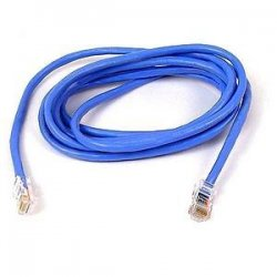 Belkin / Linksys - A3L791-25-BLU - Belkin Cat. 5E UTP Patch Cable - RJ-45 Male - RJ-45 Male - 25ft - Blue