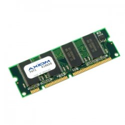 Axiom Memory - AXCS-7825-I3-2G - 2GB DRAM Kit (2x1GB) for Cisco # MEM-7825-I3-2GB - 2GB (2 x 1GB) - SDRAM DIMM