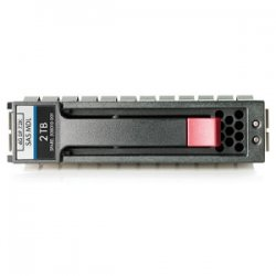 "Hewlett Packard (HP) - 507616-B21 - HP 2 TB 3.5"" Internal Hard Drive - SAS - 7200rpm - Hot Swappable"