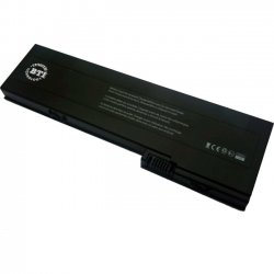 Battery Technology - HP-2710P - BTI Notebook Battery - 4000 mAh - Proprietary Battery Size, AA - Lithium Ion (Li-Ion) - 10.8 V DC - 1 Pack