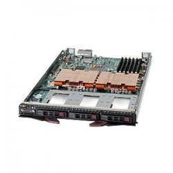 Supermicro - SBI-7425C-T3 - Supermicro SuperBlade SBI-7425C-T3 Barebone System - Intel 5100 - Socket J - Xeon (Quad-core), Xeon (Dual-core) - 1333MHz, 1066MHz Bus Speed - 48GB Memory Support - Gigabit Ethernet - Blade
