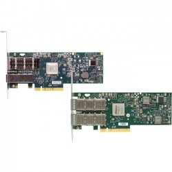 Mellanox Technologies - MHZH29B-XTR - Mellanox ConnectX-2 VPI 10Gigabit Ethernet Card - PCI Express x8