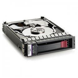 "Hewlett Packard (HP) - 454232-B21 - HP - IMSourcing IMS SPARE 450 GB 3.5"" Internal Hard Drive - SAS - 15000rpm - Hot Swappable"