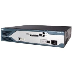 Cisco - CISCO2821-V/K9-RF - Cisco 2821 Integrated Services Router - 1 x NME-X, 2 x AIM - 2 x 10/100/1000Base-T LAN, 2 x USB