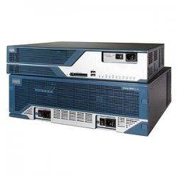 Cisco - CISCO3845-DC-RF - Cisco 3845 Integrated Services Router - 1 x SFP (mini-GBIC), 4 x PVDM - 2 x 10/100/1000Base-T LAN, 2 x USB