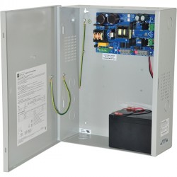 Altronix - EFLOW102NX - Altronix eFlow102NX Single Output Power Supply/Charger - 110 V AC Input Voltage - Wall Mount