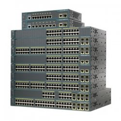 Cisco - WS-C2960G-48TCL-RF - Cisco Catalyst 2960G-48TC Managed Ethernet Switch - 44 x 10/100/1000Base-T, 4 x 10/100/1000Base-T