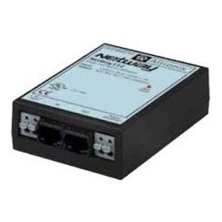 Altronix - NetWay112 - Altronix Single Port PoE Injector for Standard Network Infrastructure - 12 V DC Input - 48 V DC Output - 1 10/100Base-TX Input Port(s) - 1 10/100Base-TX Output Port(s) - 15.40 W